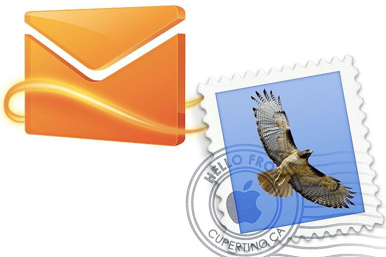 How to Access Windows Live Hotmail With Mac OS X Mail?